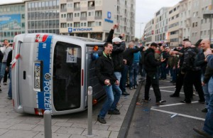Mut zur Hässlichkeit - Orks in Köln