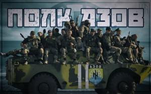 Hitler-Gruß, Schwarze Sonne und schwere Waffen: Diese Jungs arbeiten für das ukrainische Innenministerium, einer von ihnen ist Polizeichef Kiews, einige andere kandidieren auf der Liste des Premierministers. Aber ne, die haben keinen Einfluss mehr.
