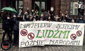 Anti-fascist  Warsaw