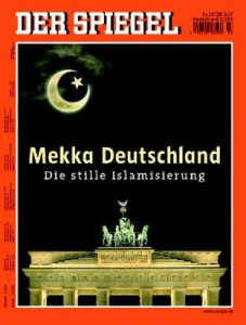Und ratlos fragen sich die Kommentatoren, woher PEGIDA nur die Idee einer Islamisierung Deutschlands nimmt