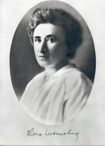Keine Kompromisse mit dem deutschen Militarismus - Die Kommunistin Rosa Luxemburg