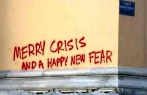 """""""Vorbei"""" ist die Krise lange nicht  ..."""
