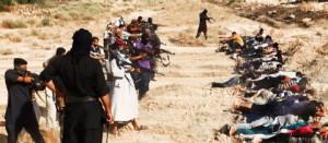 Brutale Festigung der Machtgrundlage - Massenerschiessung von Gefangenen durch IS-Kämpfer in Syrien