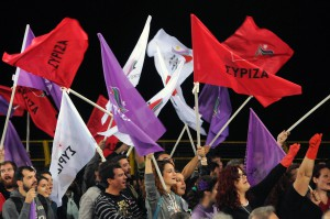 Wie weiter? AnhängerInnen der griechischen Syriza feiern ihren Wahlsieg
