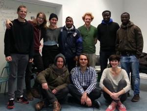"""Selbstorganisiert und auf Augenhöhe: """"Projekt: Shelter"""" aus Frankfurt am Main"""