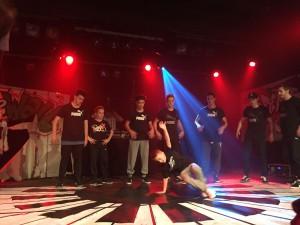 Support aus Kreuzberg: Schüler der Flying Steps Academy