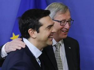 """What can you do sometimes? Alexis Tsipras ist """"erleichtert"""" über die Kapitulationserklärung. Einige deutsche Linke offenbar auch."""