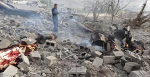 Erdogan bombt gründlich: Das Dorf Zergelê in Kandil wurde komplett zerstört - unter den Opfern waren nur ZivilistInnen