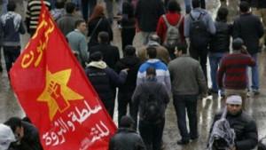 Die Linke wird in Ägypten schon seit Jahrzehnten blutig verfolgt. Viele Organisationen, wie die ,,Revolutionären Sozialisten'' sind daher im Untergrund aktiv.
