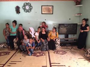 Leben zwischen Einschusslöchern: Die Bevölkerung in Cizre ist die Angriffe der türkischen Regierung gewohnt