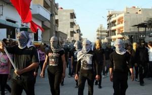 Gut organisiert und entschlossen: Mitglieder der kurdischen Stadtguerilla YDG-H in Cizre