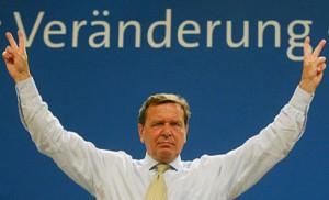 """Die """"Veränderung"""", die sie meinen: Der Sozialdemokrat, der uns Hartz und Agenda 2010 brachte"""