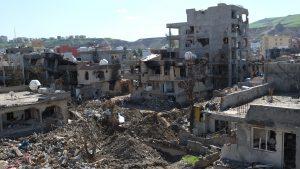 """""""Normaler"""" Terror, weil Staatsterror: Von türkischen Besatzungstruppen zerbombte kurdische Stadt Cizre"""