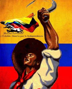 Marcha Patriótica solidarisiert sich insbesondere mit der armen LandarbeiterInnenschaft, den Indigenen und den politischen Organisationen der Afro-Descendientes.