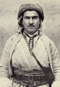 Mustafa Barzani, Vater des heutigen KDP-Chefs Masud Barzani