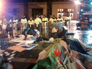 Die kolumbianische Oligarchie hielt noch nie etwas von sozialem Protest. Das ändert sich auch nicht mit dem vermeintlich vom Saulus zum Paulus gewandelten Präsidenten Santos.