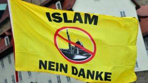 Die ,,Islamkritik'' der Antideutschen ist anschlussfähig zum Kulturrassismus der Neuen Rechten