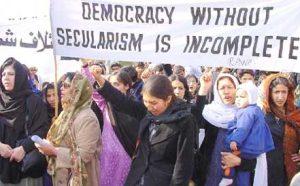 Muslimische FeministInnen in Afghanistan für Säkularismus - Alles Antisemiten?